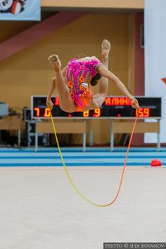 Daria Pridannikova (Russia) junior, Russian-Chinese Games 2015