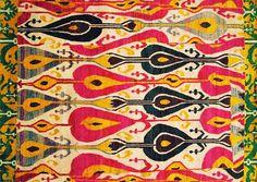 Ikat Rug / ABC Carpet