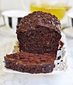 Banana Recipes, Cake Recipes, Dessert Recipes, Polish Recipes, Food Cakes, Food Allergies, Mini Cakes, Christmas Desserts, Healthy Baking
