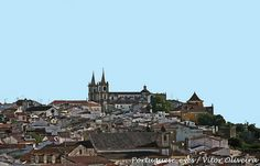 Portalegre, Alentejo - Portugal by Portuguese_eyes, via Flickr - strategically positioned on a low plateau of the Sao Mamede mountain, Portalegre is of Roman origin. Fortified by King Dinis, it acquired the city status in 1550. #Alentejo #Portugal