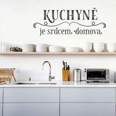 Kuchyně srdcem domova