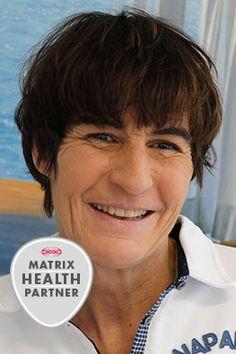 »Bei der Matrix-Rhythmus-Therapie nimmt man sich Zeit für den Patienten« Dr. Barbara Stuber, Ärztin, Matrix Health Partner - Matrix Rhythmus Therapie