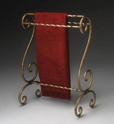 BESTSELLER! Butler Specialty 1939025 Blanket Stand Quilt Rack, Metalworks $309.00