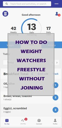 How To Do Weight Watchers Freestyle Without Joining? - Weightloss Meme - - How To Do Weight Watchers Freestyle Without Joining? The post How To Do Weight Watchers Freestyle Without Joining? Losing Weight Tips, Best Weight Loss, Weight Gain, Weight Loss Tips, How To Lose Weight Fast, Body Weight, Reduce Weight, Water Weight, Weight Control