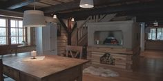 Jacob's Wooden House