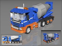 Brickshelf Gallery - scania_r_420_concrete_truck.jpg