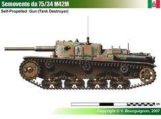 Semovente M42 da 75/34