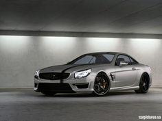 2012 Wheelsandmore Mercedes-Benz SL63 AMG Seven-11