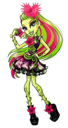 Venus McFlytrap. Party Ghouls