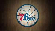 Philadelphia 76ers 2017 Logo Wallpaper atl3