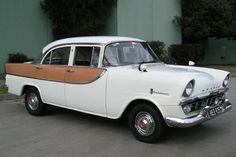 '60 - '61 FB Holden