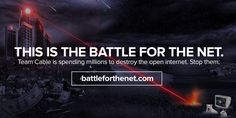 Last year, more than 40,000 websites participated in the Internet Slowdown to demand real net neutrality. It worked! But monopolistic Cable companies are pouring millions into a last ditch effort t...