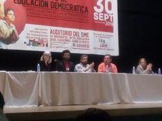 CNTE sigue avanzando en la conformación de su propuesta alternativa de modelo educativo para México | El Puntero