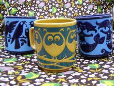 Hornsea mugs