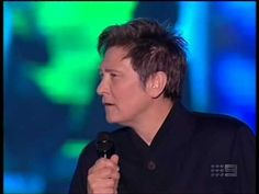 """KD Lang...""""Hallelujah"""" One of the best covers I have heard of Leonard Cohen song, besides LC singing it."""