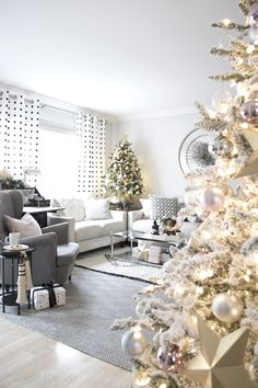 Better Homes And Gardens Christmas Ideas Home Tour Beautiful Bohemian Eclectic Living Room With