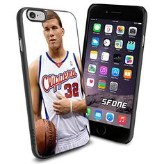 NBA Basketball Player Blake Austin Griffin LA Los Angeles Clippers , Cool iPhone 6 Smartphone Case Cover Collector iphone TPU Rubber Case Black Phoneaholic http://www.amazon.com/dp/B00WDDOI5A/ref=cm_sw_r_pi_dp_GSLpvb1W77GJS