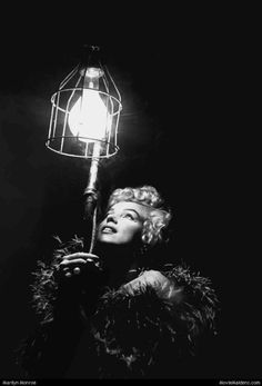 Marilyn isn't a woman I look up to, but as I learn more, I feel protective of her memory, I suppose.