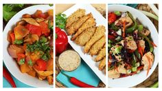 cool 3 Healthy Chicken Recipes   Dinner Made Easy - video
