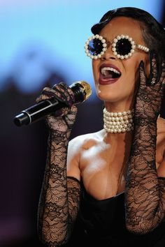 Highlights From the 2012 Victoria's Secret Fashion Show: Rihanna performed as part of the Victoria's Secret Fashion Show in NYC.