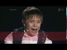 Данил Плужников - Я свободен, финал Голос Дети 2016