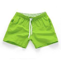 Quick Drying High Thigh Board Shorts 4442493e2f