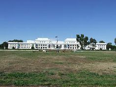 Old Parliament House,  Canberra, Australia.