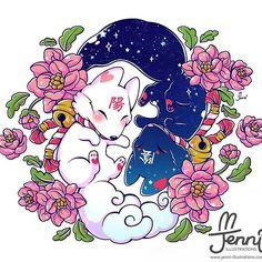 Chibi Pokemon 💖 (♡˙︶˙♡) Kawaii Doodles, Kawaii Art, Kawaii Anime, Cute Kawaii Animals, Cute Animal Drawings Kawaii, Unique Drawings, Cute Drawings, Anime Animals, Kawaii Wallpaper
