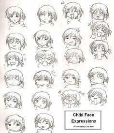 Immagine di anime, chibi, and draw