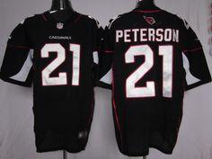 NFL Jersey's Arizona Cardinals Patrick Peterson Nike White Game Football Jersey