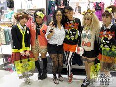 Kawaii Lolita Girls + Me + Onch
