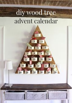 """That's My Letter: """"T"""" is for Tree Advent Countdown Calendar"""