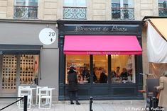 pâtisserie de Philippe Andrieu (ancien de chez Ladurée !) :Les douceurs de Louise  10, place du Marché des Grands Hommes  33 000 Bordeaux  (macarons et pâtisserie)