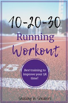 Need a new running workout Try this 102030 training Its a new type of interval workout for runners and perfect for improving your race time Interval Running Workouts, Running Intervals, Interval Training, Fun Workouts, Cardio, Speed Training, Running Training Plan, Running Schedule, Running Tips