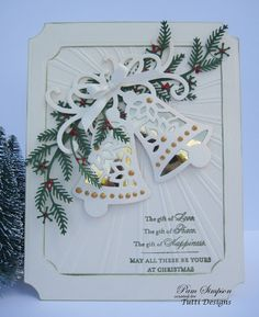 Pam's Crafts: Christmas Ringing Bells…