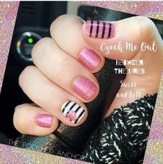 Sassy Nails, Cute Nails, Pretty Nails, Beautiful Nail Designs, Cute Nail Designs, Hair And Nails, My Nails, Nail Polish Stickers, Different Nail Designs