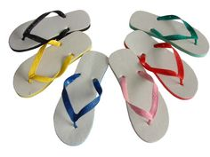 "Thongs - when this was the only type of ""thong"" that existed. (Yup. Thongs in Australia.) I loved them. Mum told me would make my feet wide. Yup. I take wide size shoes. *lol*"