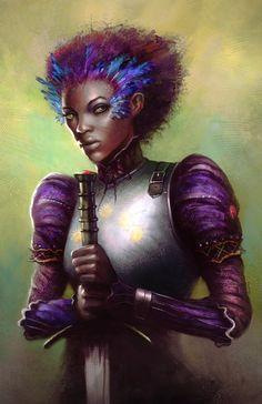 Pallegina mes Rei by ralphdamiani on DeviantArt Fantasy Races, Fantasy Warrior, Fantasy Rpg, Medieval Fantasy, Dark Fantasy, Character Concept, Character Art, Concept Art, Character Design