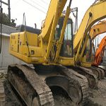 The used excavator Komatsu WA360 can be found in a good working condition and high working efficiency. When ...
