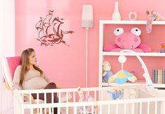 At Reza Ahmadinia OBGYN, we offer these tips to Apple Valley women who are nearing the end of their pregnancies. Wall Stickers, Wall Decals, Buy Buy Baby, Expecting Baby, Toddler Bed, Barbie, Essentials, Nursery, Kids Rugs