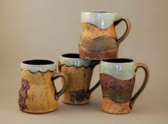 Amy Sanders...................there there pottery