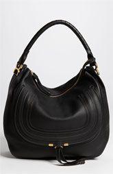 Chlo 'Marcie - Large' Leather Hobo