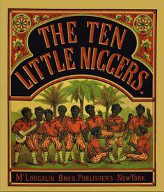 The-Ten-Little-Nigers-by-McLoughlin-Bros-Racist-Black-Americana-Book