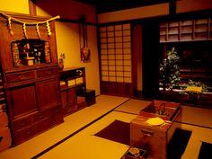 The house of the merchant (Fukagawa Edo Museum)