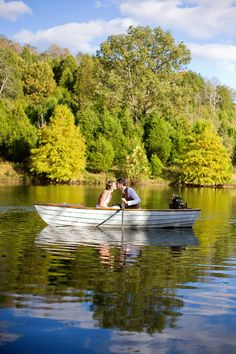 I definitely want a picture on the lake. How adorable are they!  Maybe do a trash the dress session?  #cedarwoodweddings