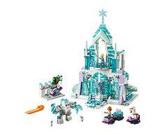 Elsa's Magical Ice Palace | LEGO Shop