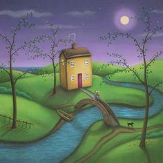 Moon River by  Paul Horton