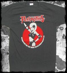 Plasmatics - Brainwashed - Wendy O Williams grey t-shirt 5acc3ab715