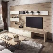 Il nostro soggiorno Skema in olmo naturale/bianco lucido è pronto ad ...
