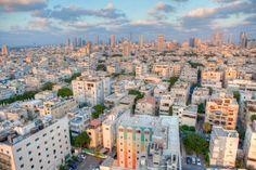 Vue panoramique de Tel Aviv  © CC Flickr // ©Israel Tourism - https://flic.kr/p/cKSP9U